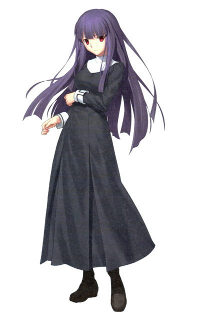 Fujino Asagami First Ascension