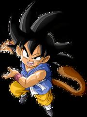 GT Goku-Base