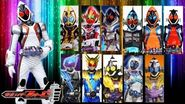 Kamen Rider Fouze Henshin, Astroswitches, States and Limit Break!