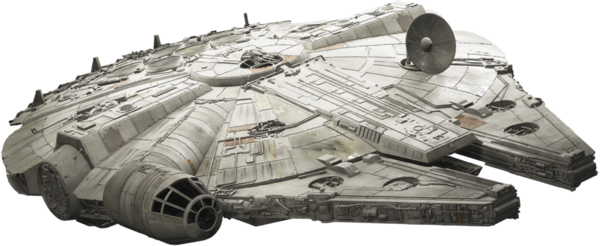 Millennium Falcon 02