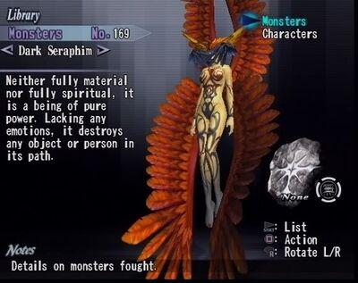 Ben Dark Seraphim