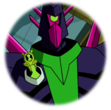 Chromastone (Ben 10)-Original Sticker