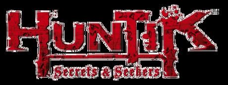 Huntik Logo