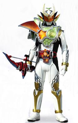Kamen Rider Zangetsu Shin