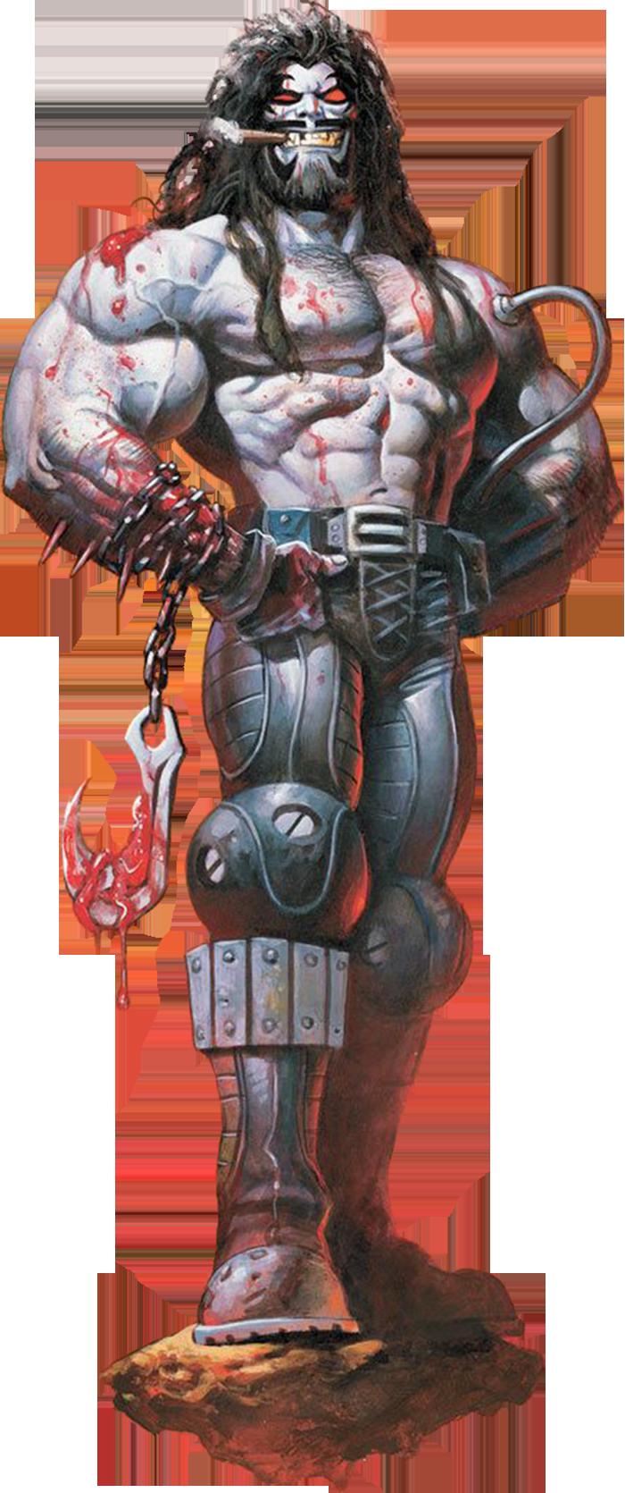 Lobo (Post-Crisis) | VS Battles Wiki | FANDOM powered by Wikia