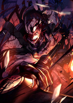 Berserker (Mori Nagayoshi)