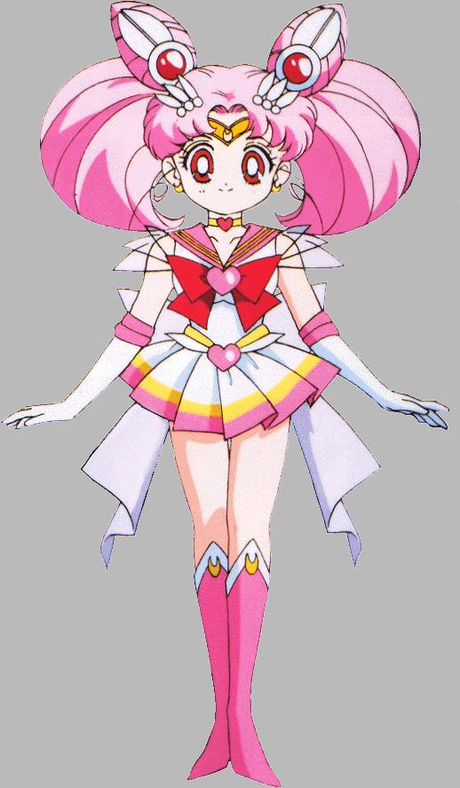 Sailor Chibi Moon By Dbzandsm D53gycc