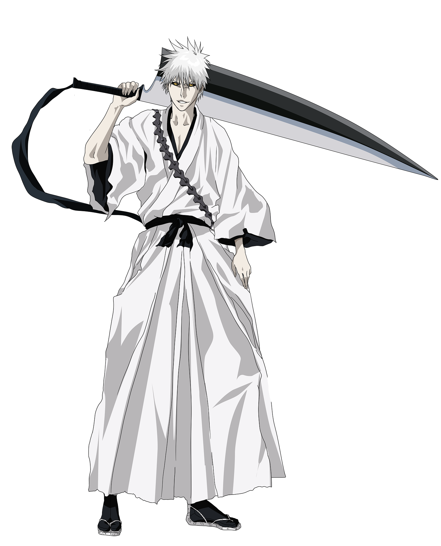 Zangetsu | VS Battles Wiki | FANDOM powered by Wikia