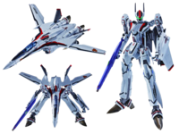 VF-25 All modes
