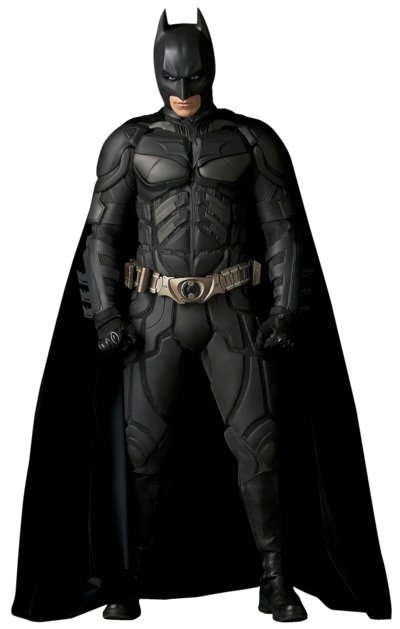 Batman-suit