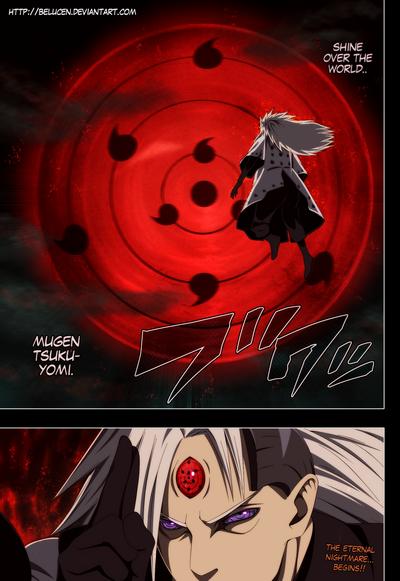 Naruto 676 mugen tsukuyomi begins by belucen-d7ibrwi