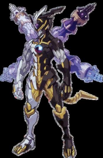 Nova The Mighty