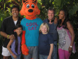 Cool Cat Saves the Kids (Verse)