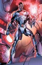 Cyborg (Post-Flashpoint)