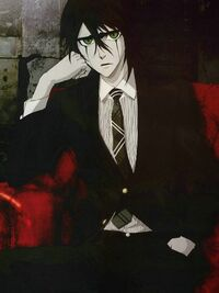 Formal Ulquiorra pic