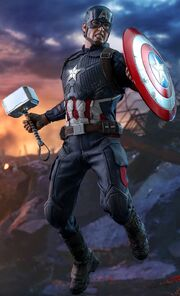 Hot-Toys-Avengers-Endgame-Captain-America-008