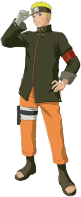 Naruto Uzumaki (New Era)