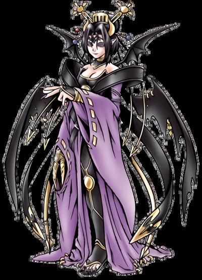 Lilithmon Databook