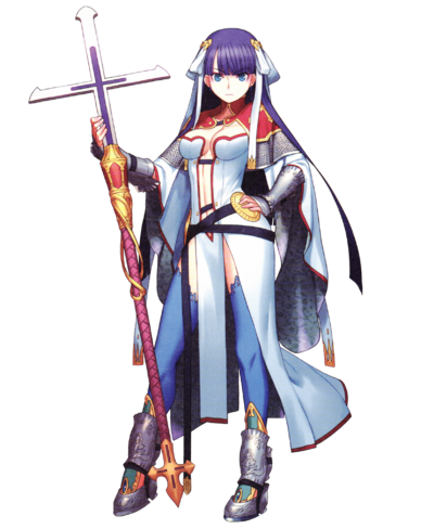 Saint Martha 2nd Ascension