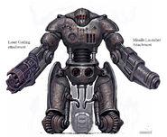 Sentry Bots