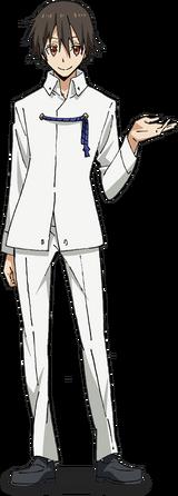 Yuuki Kagurazaka (Web Novel)