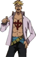 Marco (One Piece)