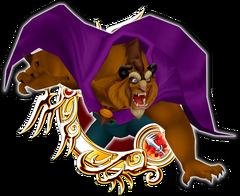 Medal KH Beast