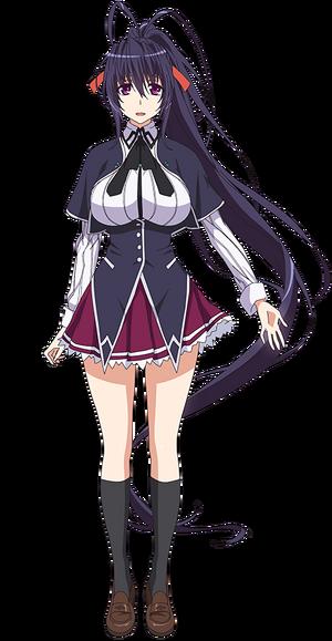 Akeno Himejima Hero
