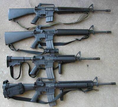 M16Variants