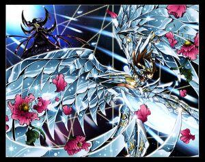 Pegasus Tenma God Cloth