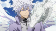 Byakuran & The White Dragon