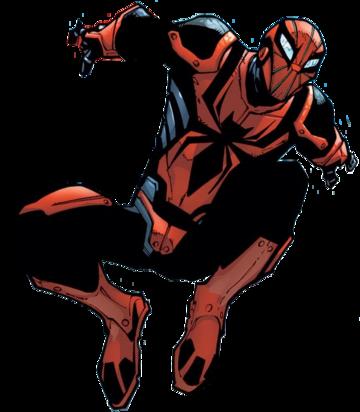 SpiderArmorMKIII by thesuperiorxaviruiz