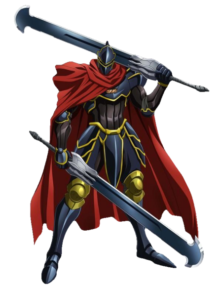 Dark Hero Momon