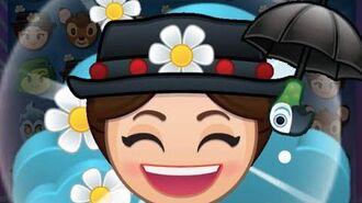 Disney Emoji Blitz Gameplay - MARY POPPINS - Skill Level 5