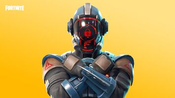 The Visitor (Fortnite)