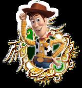 Medal KH Woody