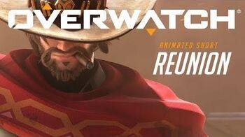 "Overwatch Animated Short ""Reunion"""
