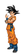 Son Goku Chou full