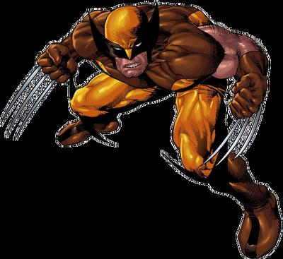 Wolverine 1980s MC TR