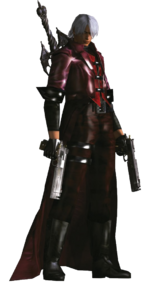 Devil May Cry DMC1 Dante 2