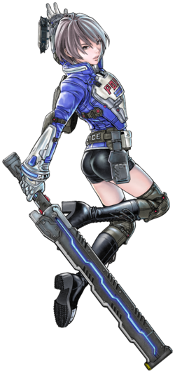 Female Protagonist (Astral Chain)
