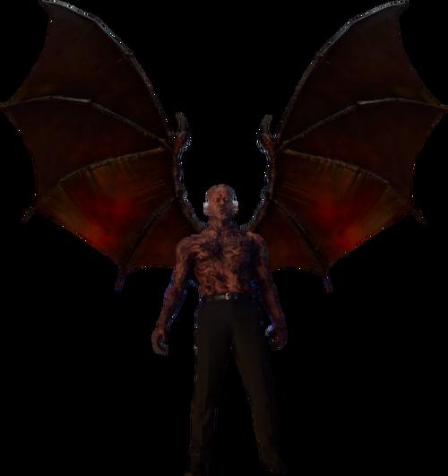 Lucifer Demon Render