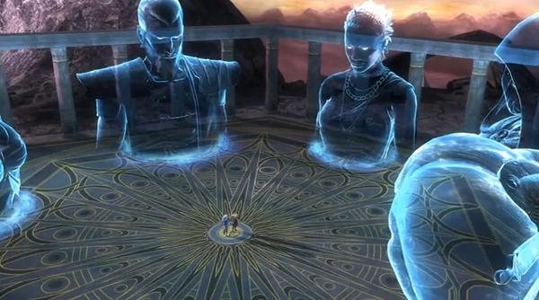 Spirits of the Elder Gods
