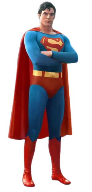Donnerverse Superman Christopher Reeve