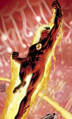 Human Torch (Ultimate Comics)