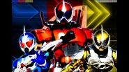 Kamen Rider Accel Leave All Behind
