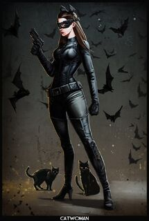 The Cat (The Dark Knight Trilogy)