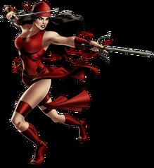 Elektra render