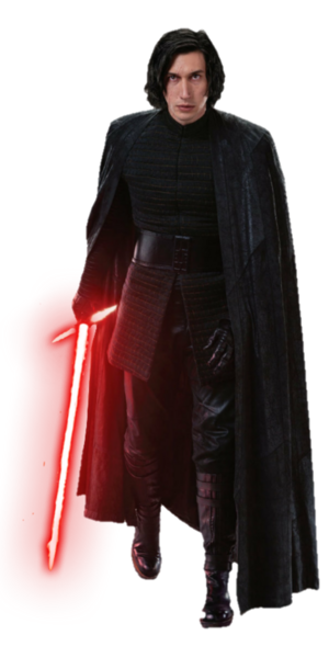 Kylo ren is his own supreme leader now