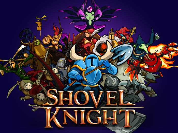 Shovel-knight-poster